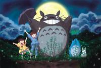 1000 Pièces Adulte Puzzle difficile Noctilucent Growups Puzzle Mon voisin Totoro