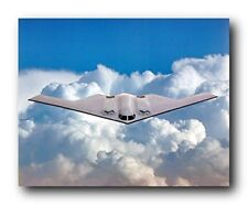 Wall Decoration Military B-2 Bomber jet Plane Aviation Art Print Poster (16x20)