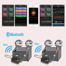 Battery Monitor 2 Batteries At The Same Time 12V Auto Caravan App iOs Android