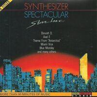 Star Inc. (Synthesizer) Synthesizer spectacular (1987) [CD]