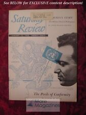 Saturday Review January 12 1952 E J KAHN CLAUDE M. FUESS CHRISTOPHER MORLEY