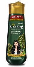 Kesh King Anti Hairfall Shampoo with aloe and 21 herbs, 340ml For Scalp & Hair