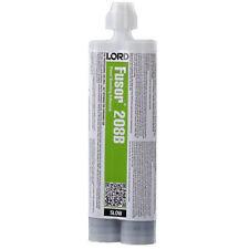 Lord Fusor Panel Bonding Adhesive, Slow - 208B