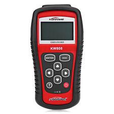KONNWEI KW808 EOBD OBD2 OBDII Car Engine Auto Scanner Diagnostic Tool Code Reade