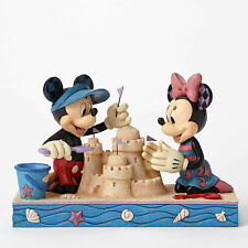 Mickey Mouse & Minnie Mouse Figurine Jim Shore & Disney Traditions