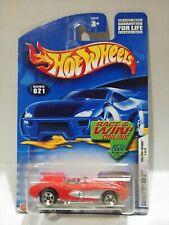 2002 Hot Wheels #021 2002 First Editions  Corvette SR-2