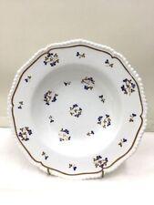 Porcelain/China Bowls White Date-Lined Ceramics