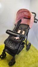 Buggy Kinderkraft CRUISER Kinder Wagen Baby Liegewagen Sportwagen Rosa B-Ware