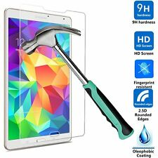 """Genuine Tempered Glass Screen Protector For Samsung Galaxy Tab S 8.4"""" SM-T700"""