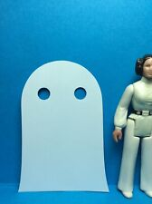 VINTAGE STAR WARS KENNER ACCESSORY-PRINCESS LEIA ORGANA REPRODUCTION CAPE..VINYL