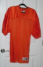 Nwot Mens Alleson Athletic Orange Silky Football Practice Jersey - Size Xl