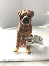 CollectA 88193 Shar-Pei Realistic Dog Model Figurine Toy Gift Replica