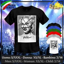 "T-shirt ""MADONNA REBEL HEART"" Ciccone Retro Pop Rock 80 90s Vintage, Coll. 2021!"