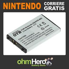 NTR003 Batteria Alta Capacità per Nintendo DS
