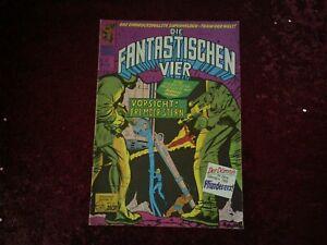 """""""Die Fantastischen Vier"""" Nr. 34, Williams Verlag, Sehr guter  Zustand  1- 2+ !"""