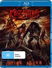 Kreator - Dying Alive [Bluray] [2014] [CD]