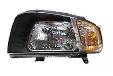 PROIETTORE anteriore/HEADLIGHT LH per MITSUBISHI L200 B40 2.5TD CABINA SINGOLA 03/06-10/09