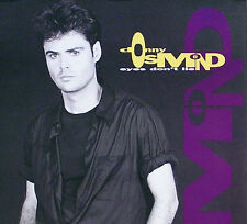 Donny Osmond 1990 Eyes Don'T Lie Original Promo Poster