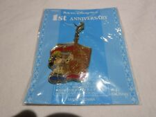 Disney Tokyo Disneyland DisneySea 1st Anniversary Mickey Mouse Rare New Sealed