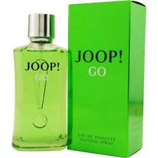 Joop Go 100ml EDT Spray - NEW & BOXED - FREE P&P - UK