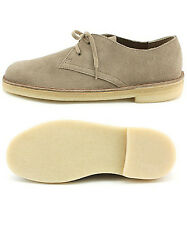 New Clarks Original Mens ** DESERT KHAN 2  ** SAND SUEDE ** UK 9