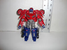 TRANSFORMERS GENERATIONS WFC WAR FOR CYBERTRON OPTIMUS PRIME INCOMPLETE LOOSE