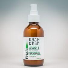 DMAE & MSM Cream - Firming Toning Anti-Aging Skin Serum 4.0oz