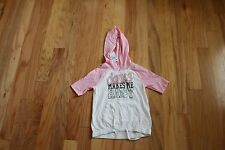 NWT Justice Dance Makes Me Happy Hoodie Size 5