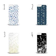 Stars Pattern hard phone Case Cover iPhone Samsung