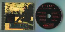 Sting CD TEN SUMMONER'S Valle © 1993 a&m Made in France 540 075-2 with sticker
