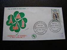 FRANCE - enveloppe 16/5/1960 (cy84) french