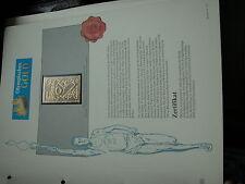 GOLD-Marke Olympia Göde-Edition 99,8% Feingold Olympiade MONTREAL 1976 symbole 2