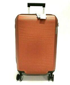 """Samsonite 20"""" Carry On Spinner Hard Shell Aero-Trac Luggage Suitcase, AZ955001"""