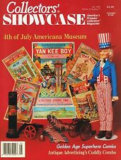Collectors Showcase Fireworks Issue 4th of July Museum Issue 1990