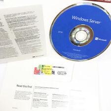 Windows Server 2019 64BIT standard 2x cpu 16 Cœurs 2VMs (DVD)