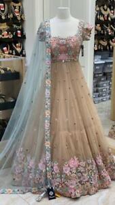 Anarkali Salwar kameez Suit Wedding Stitched Dress Bollywood Pakistani Indian