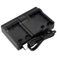 CR-V3 Battery Charger DC USB for CRV3 LB-01 LB01 KCRV3 CR-V3P Rechargeable New