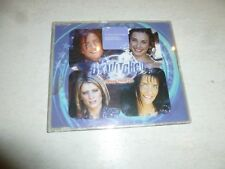 B*WITCHED - Jesse Hold On - Deleted 1999 UK 4-track enhanced CD single
