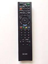 SONY BRAVIA REMOTE CONTROL RM-ED040 PLAYSTATION KDL22PX300 KDL-26EX301 KDL-32EX