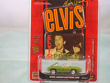 1967 Elvis Corvette Convertible -Rock Art