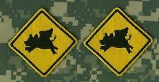 KILLER ELITE SEAL RANGERS GOHST RECON OPERATOR MORALE burdock 2-TAB: Pig Flying