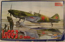 USSR Lavochkin LaGG-3 1/72 scale Airplane Model Kit