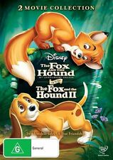 The Fox And The Hound / Fox And The Hound II (DVD, 2011, 2-Disc Set)
