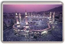 Mecca Great Mosque Fridge Magnet