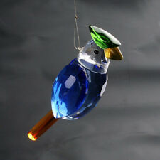 Hanging crystal, parrot suncatcher, bird for christmas tree, gift NEW
