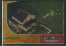 Smallville Season 3 FOIL Departures Chase Card D1
