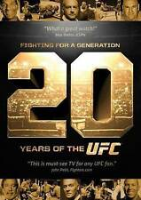 Fighting for a Generation: 20 Years of the UFC [NEW], DVD