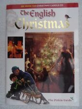 English Christmas - CD of 23 Carols and Book. Explains traditions of Christmas.