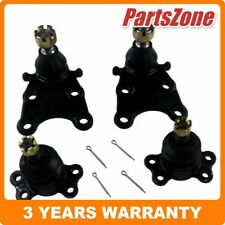Lower Upper Ball Joints Set 4 Fit for Holden Rodeo 4WD TFR16 TFA17 TFS55 1989-03