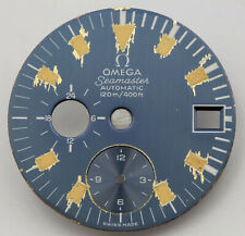 OMEGA Quadrante Singer dial Seamaster 120m Big Blue 176.004 movimento LEMANIA